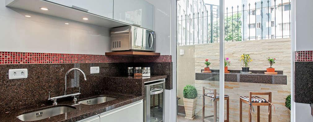 19 ideas de puertas para tu cocina (sea grande o pequeña)