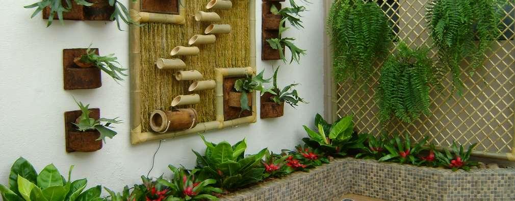 rustic Conservatory by MC3 Arquitetura . Paisagismo . Interiores