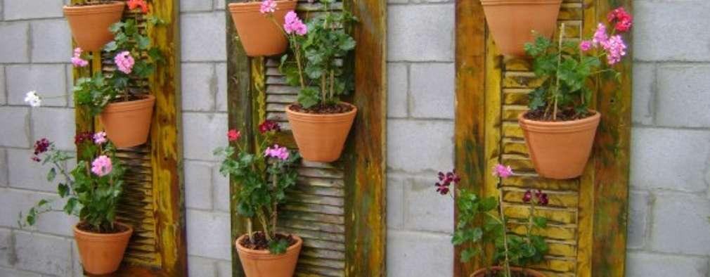 Decoración de jardines pequeños: 14 ideas especiales