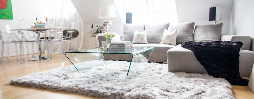 Livings de estilo moderno por onloom GmbH