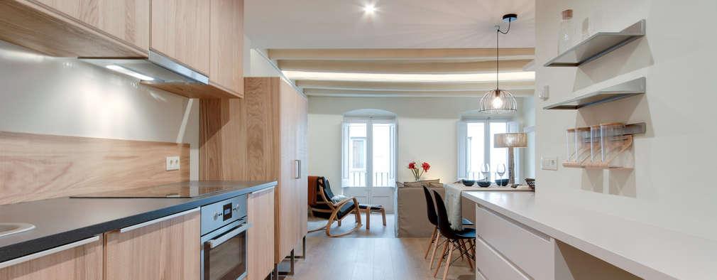 7 appartamenti moderni con 7 idee uniche per la zona giorno