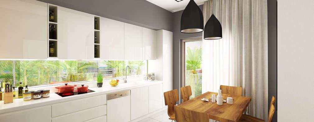 Projekty,  Kuchnia zaprojektowane przez armimarlik