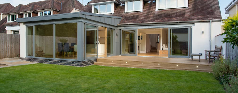 Edinburgh Home Extension For Traditional Family Home