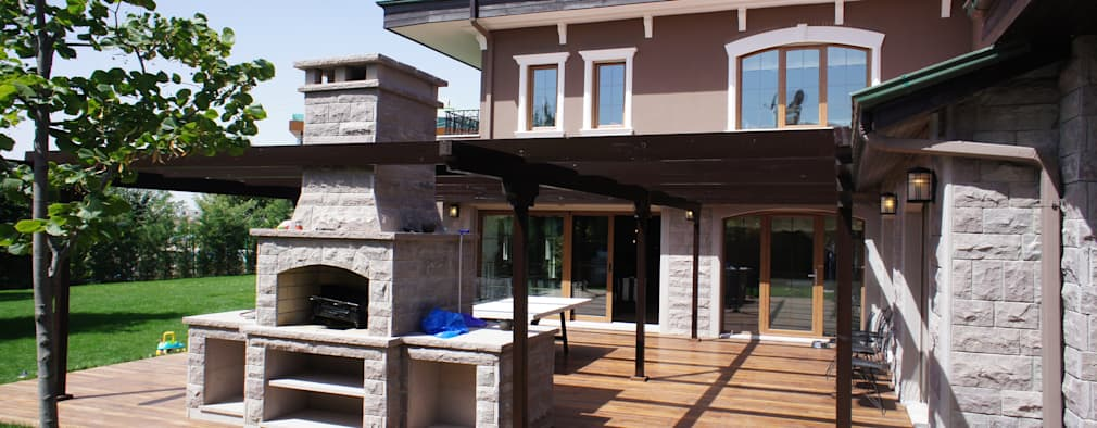 Дома в . Автор – RETA Architecture-Interior-Industrial Design