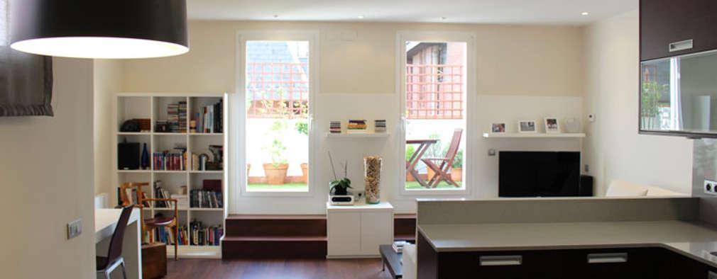 Projekty,  Salon zaprojektowane przez obradeeva