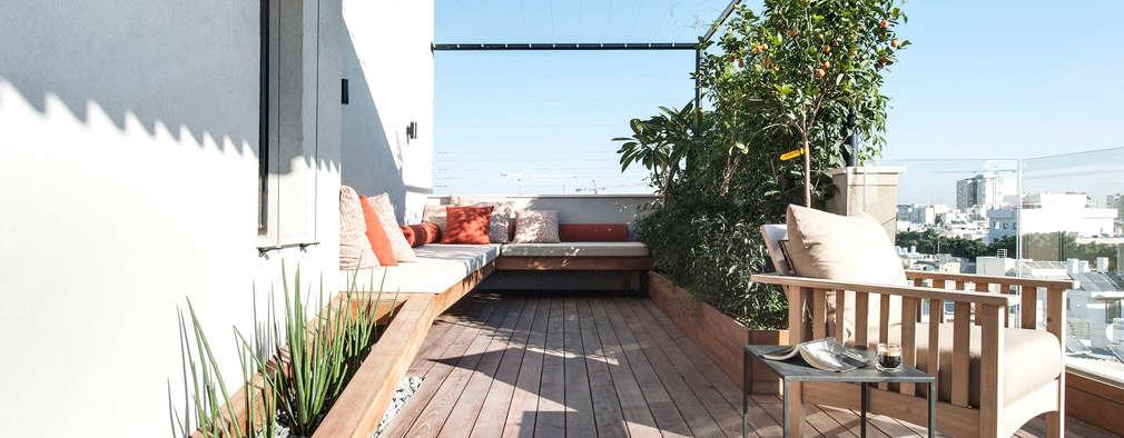 Terrace by toledano + architects