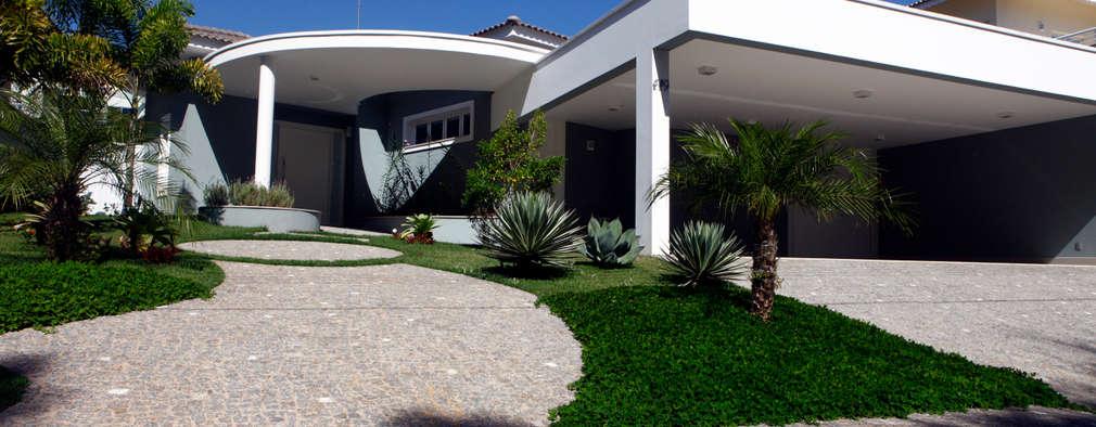 modern Houses by Vettori Arquitetura
