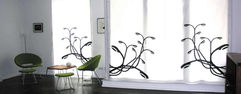 Гостиная в . Автор – s.wert design