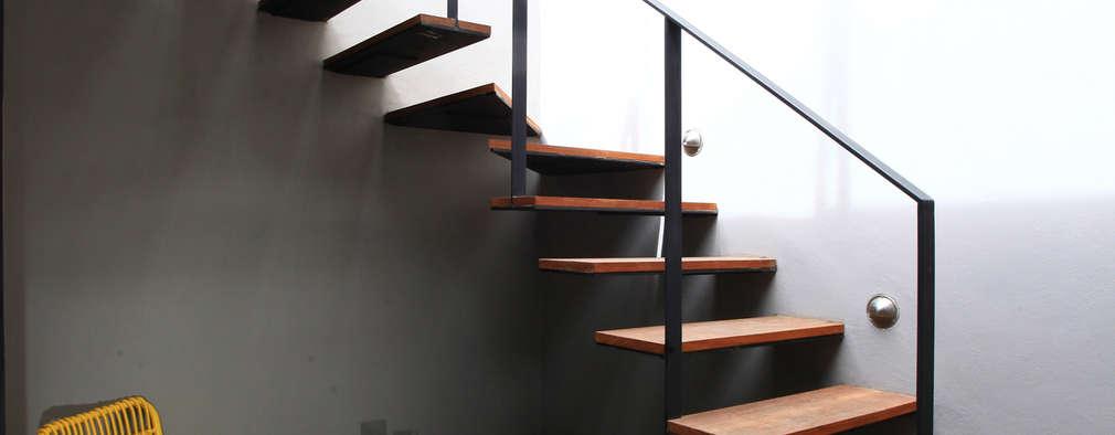 14 Dise Os De Escaleras Que Caben Perfectamente En Casas