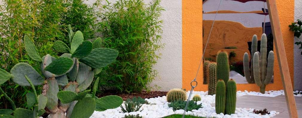 16 ideas preciosas para arreglar tu jard n ya - Ideas para arreglar un jardin ...