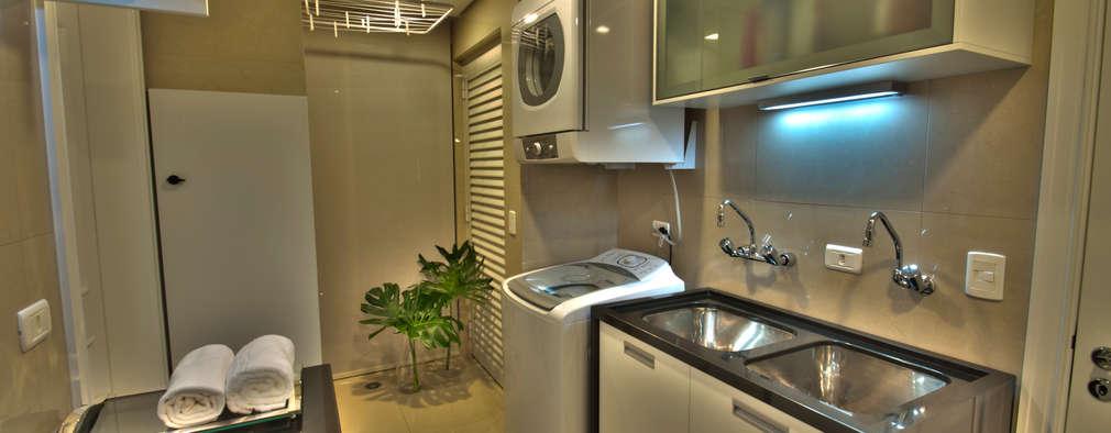 15 dise os de lavaderos para todos los gustos y estilos for Diseno lavadero
