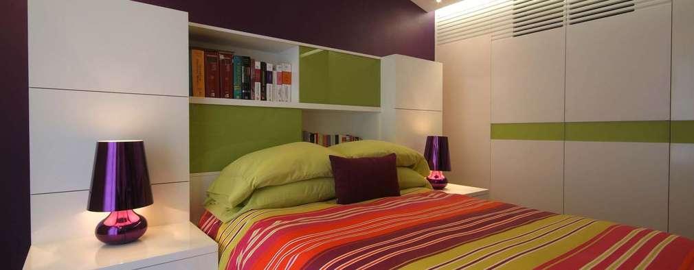 Chambre de style de style Moderne par DIN Interiorismo