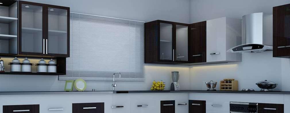 modern Kitchen by I Nova Infra