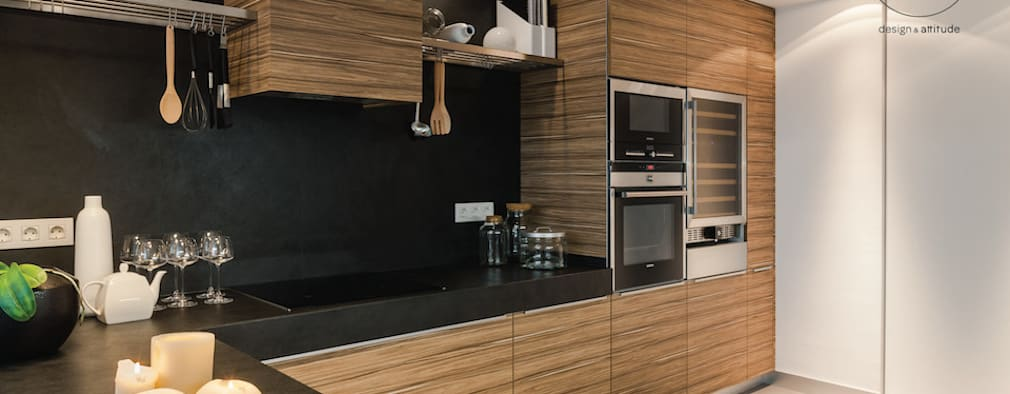 eclectische Keuken door FABRI