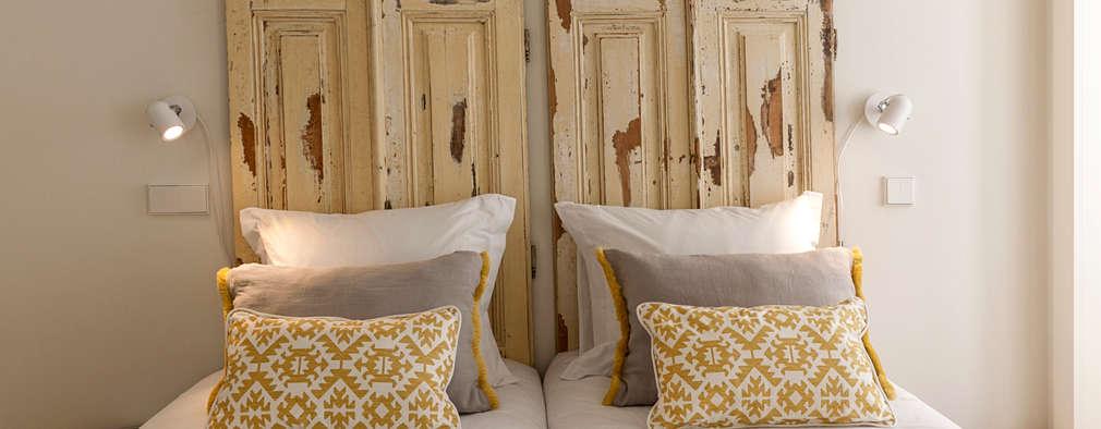 APARTAMENTOS PARA TURISMO / Short term rental apartments:   por Home Staging Factory
