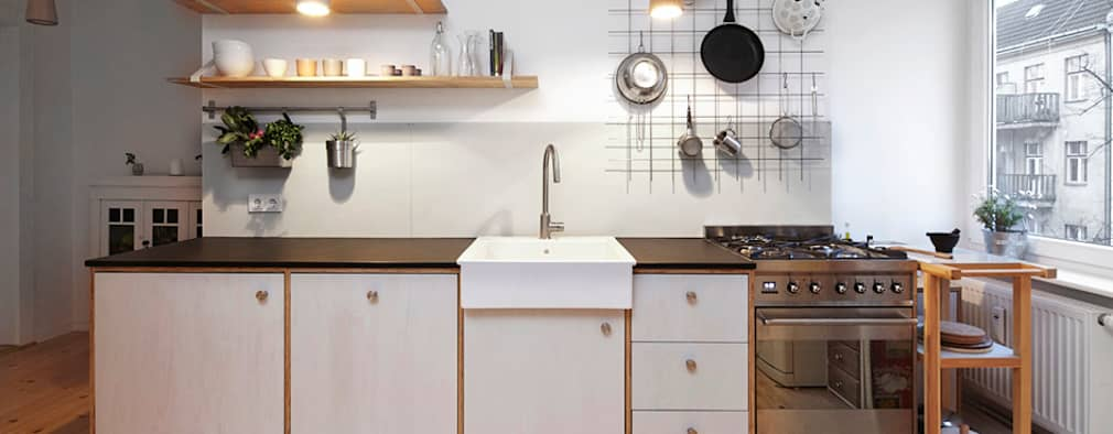 10 Small Kitchen Designs For Your House
