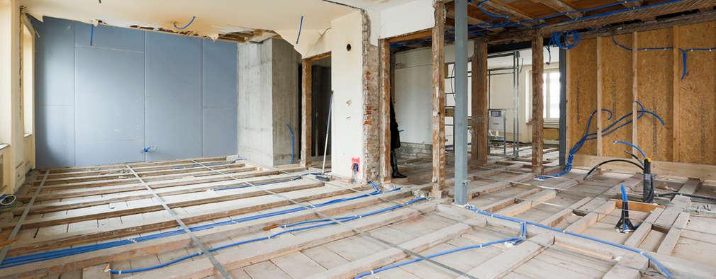 Projekty,   zaprojektowane przez Fastarch Architekturbüro eth/sia