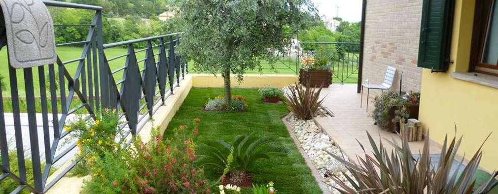 8 ideas de cercas que protegas tu casa con estilo - Cercas para jardines ...