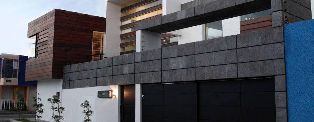 Colores de casas modernas awesome colores para casas for Colores elegantes para exteriores
