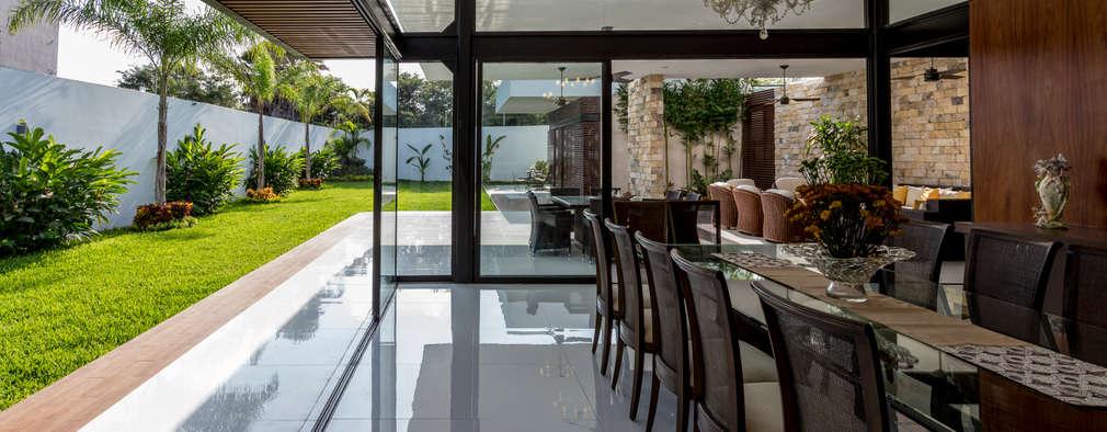 Salle à manger de style de style Moderne par P11 ARQUITECTOS