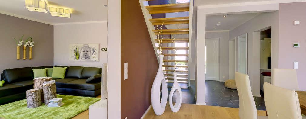 Koridor dan lorong by Licht-Design Skapetze GmbH & Co. KG