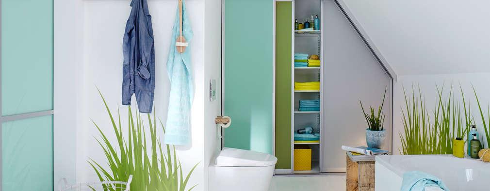 Ванные комнаты в . Автор – Elfa Deutschland GmbH