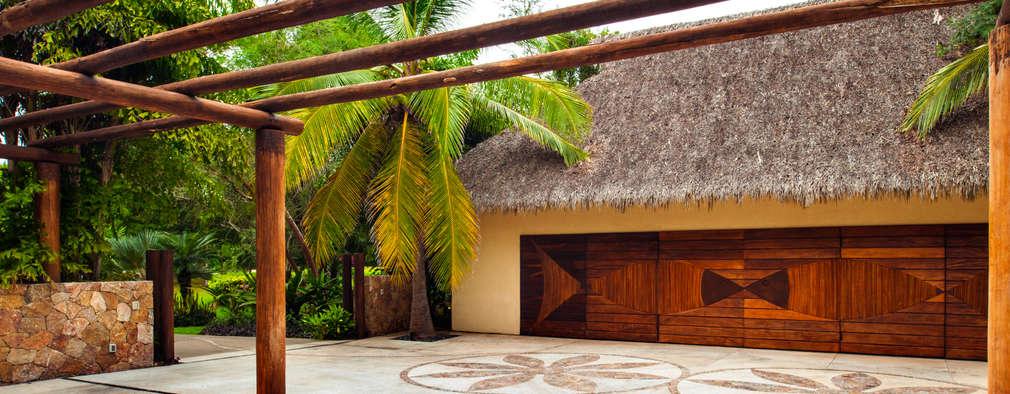 15 pisos geniales para tu patio y el jard n for Pisos para patios interiores