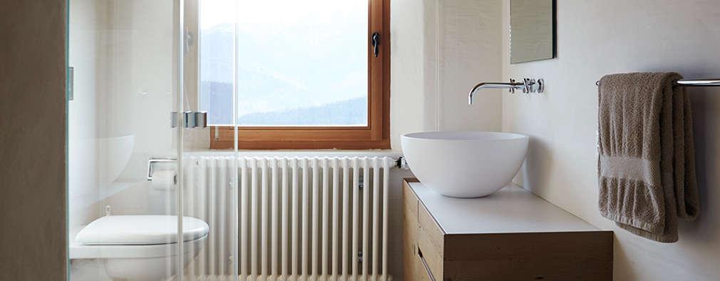 10 kleine badkamers met een slimme indeling