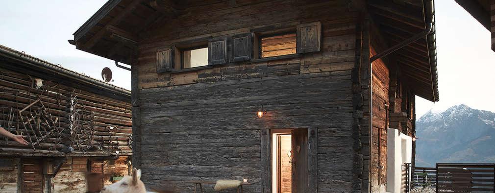 rustic Houses by Meier Architekten GmbH