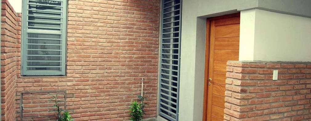 Terrazas de estilo  por ELVARQUITECTOS