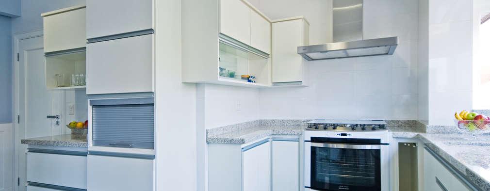 廚房 by canatelli arquitetura e design