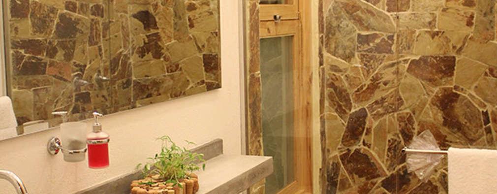 Baños de estilo moderno por interior137 arquitectos