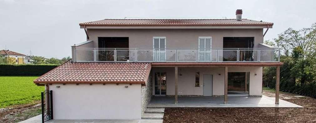 7 casas que pueden construirse con poco presupuesto - Presupuesto de casa ...
