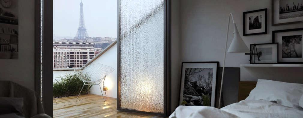 minimalistic Bedroom by SF Render