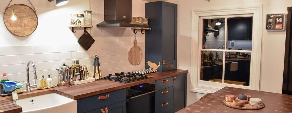 modern Kitchen by NAKED Kitchens