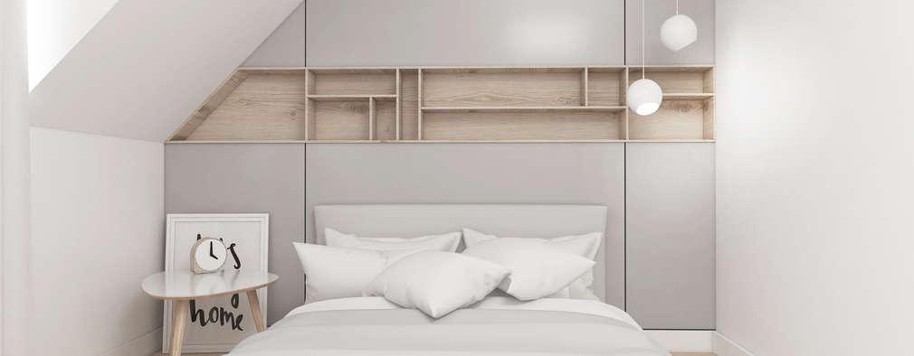 Wohnung Gliwitz: Moderne Schlafzimmer Von FOORMA