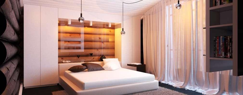 Освещение. Дизайнерские светильники из Европы: Спальни в . Автор – A-partmentdesign studio