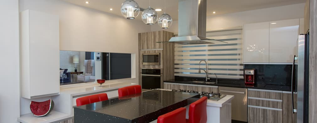 Cuisine de style de style Moderne par Grupo Arsciniest