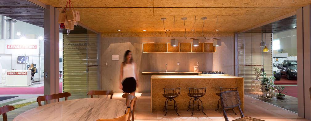 CASA CHASSI BIM.BON:   por Bernardo Horta Arquiteto