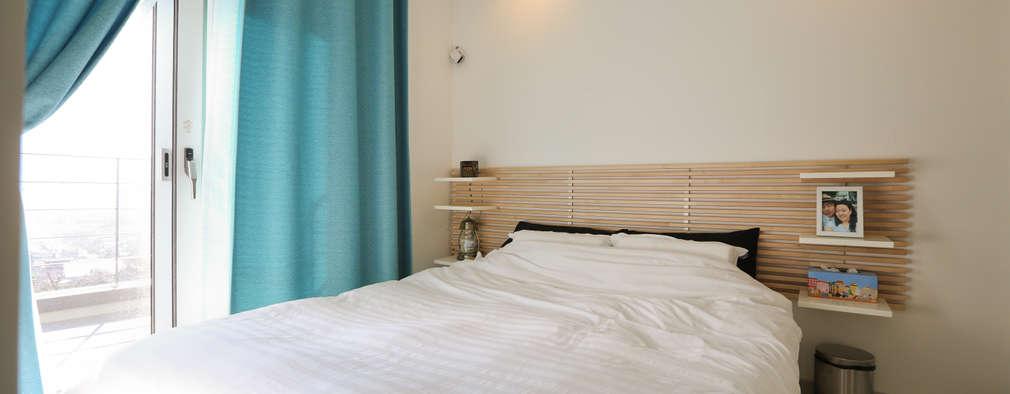 두 아이 아빠의 아파트 탈출기 : 한글주택(주)의  침실