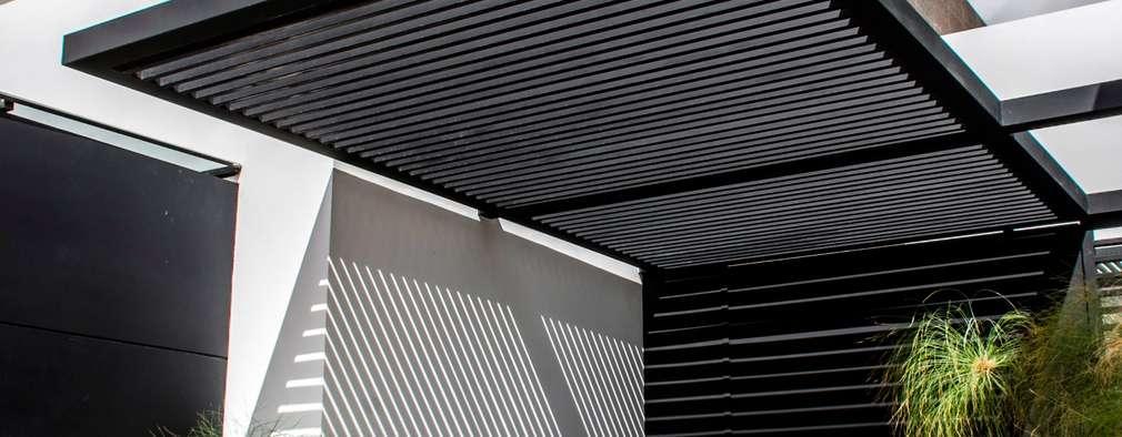 BAG arquitectura:  tarz Ön kapılar