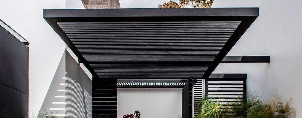 Pérgolas modernas! 10 diseños que quedan bien en cualquier patio
