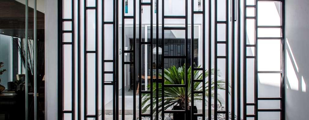 Окна в . Автор – BAG arquitectura