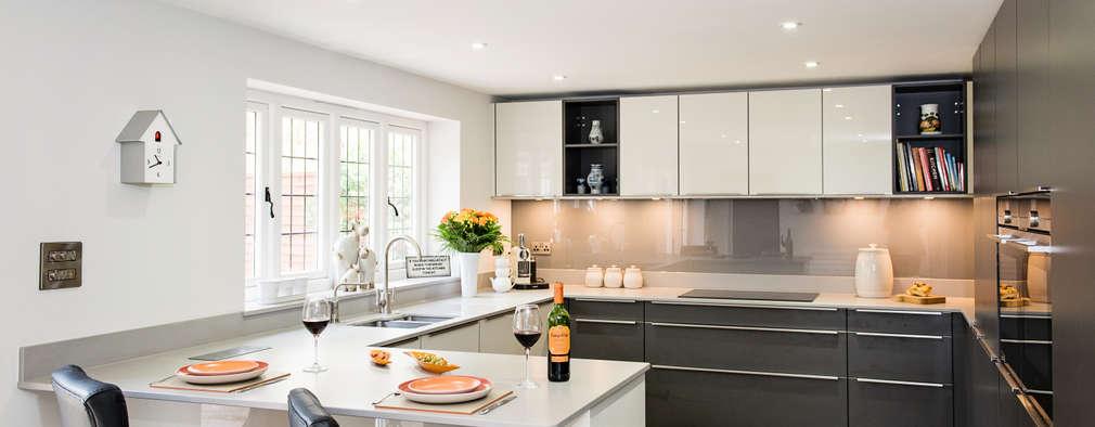 Кухни в . Автор – Raycross Interiors