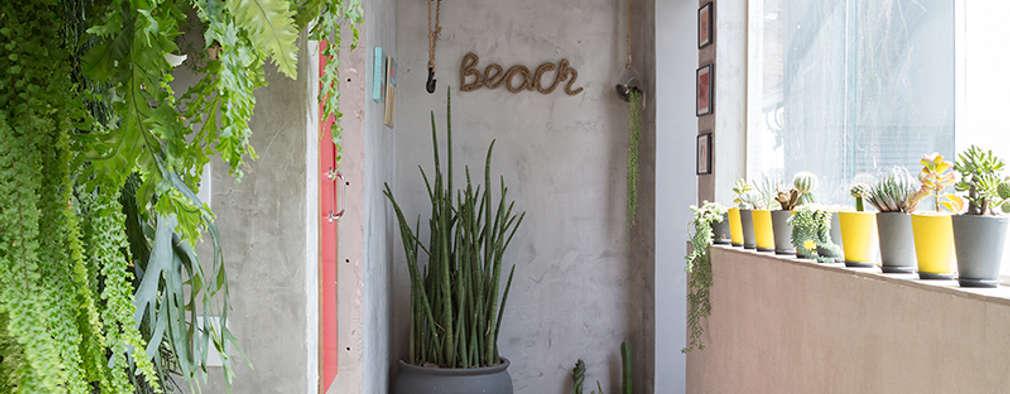 13 ideas de jardines para decorar el pasillo de tu casa for Ideas para decorar el jardin de casa