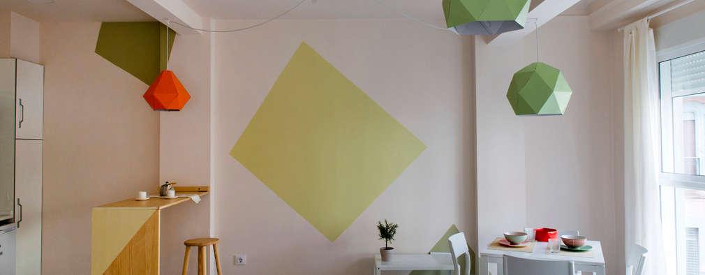 Livings de estilo moderno por Studio Transparente