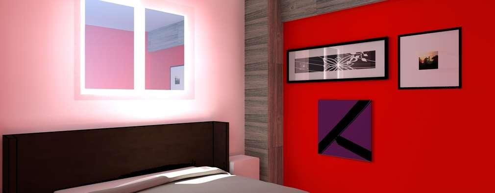 Projekty,   zaprojektowane przez Estudio Ideas