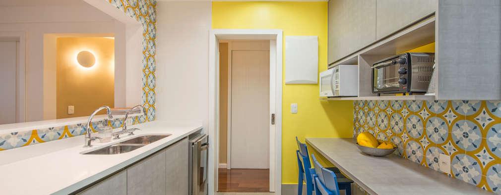 45 gabinetes de cocina para copiar y hacer más práctico tu hogar