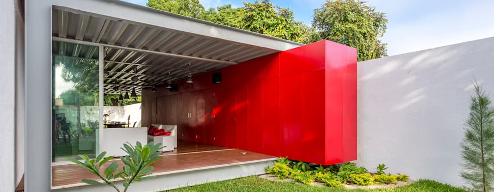 房子 by Grupo Arquidecture