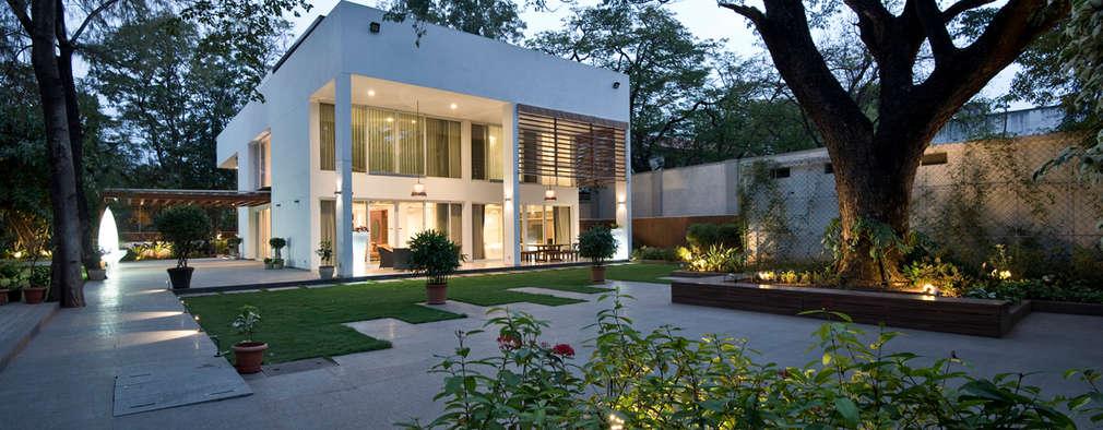 Casas de estilo minimalista por Chaney Architects